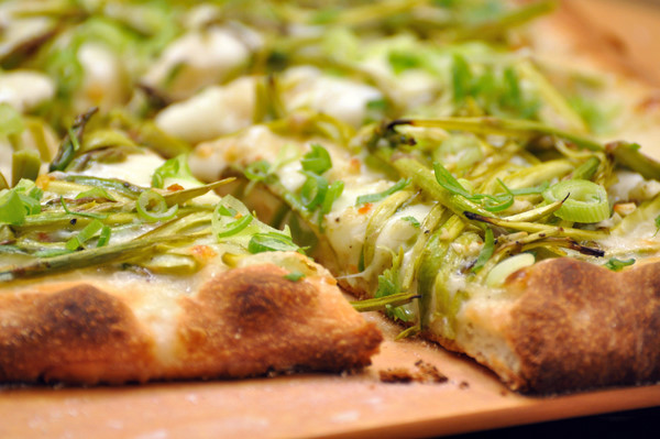 pizza shaved pizza with shaved asparagus shaved asparagus pizza shaved ...