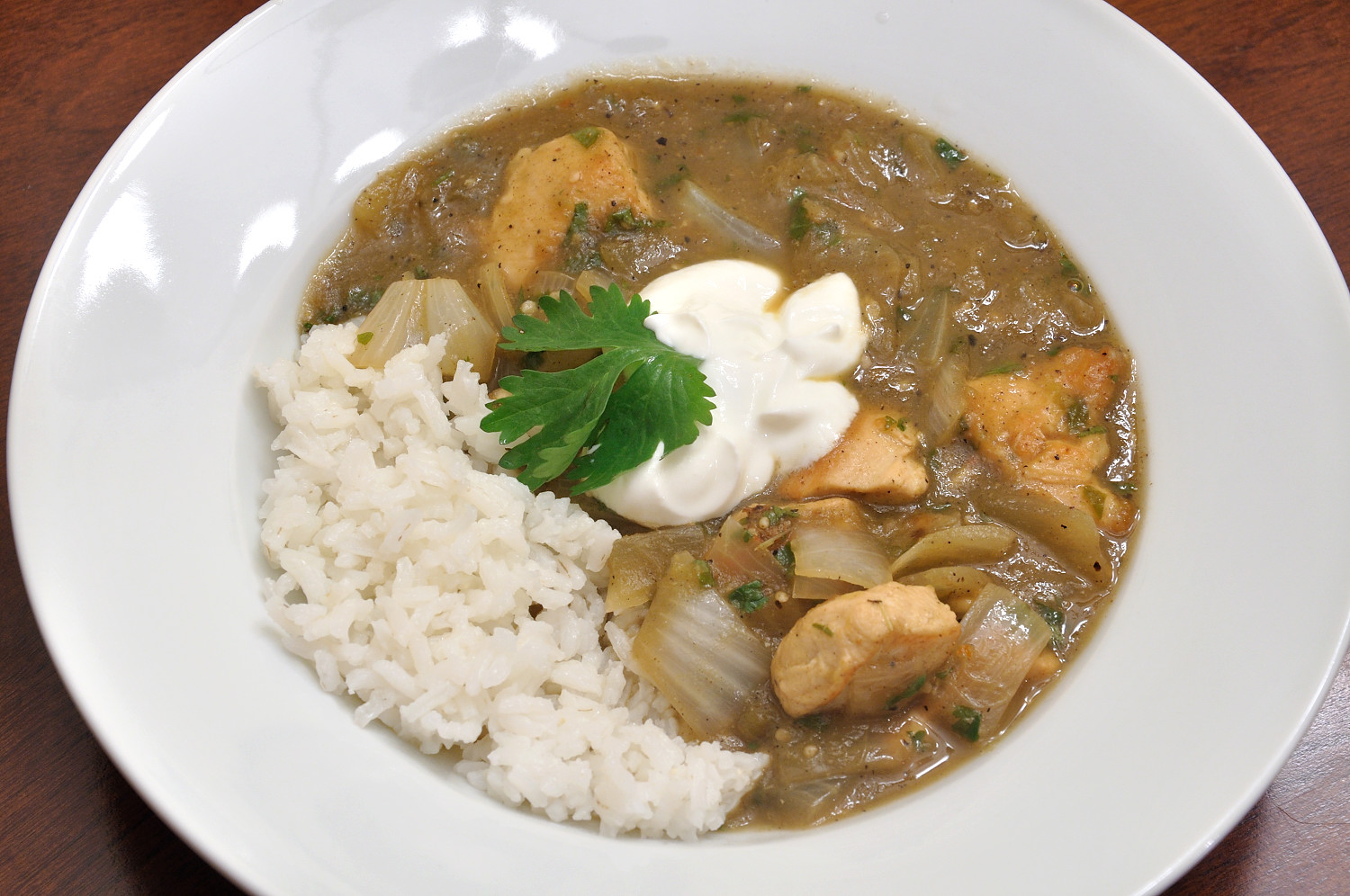 tomatillo chicken stew | life with the lushers