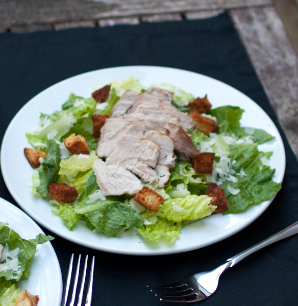 DSC 6277 grilled tuna caesar salad & a giveaway!
