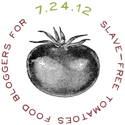 Tomato Logo 7.24.12 FINAL food bloggers for slave free tomatoes | bloody marys