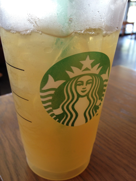 starbucks green tea lemonade 2 friday favorites | things loved this week
