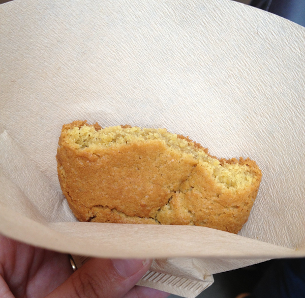 blue bottle saffron vanilla snicker doodle - life with the lushers