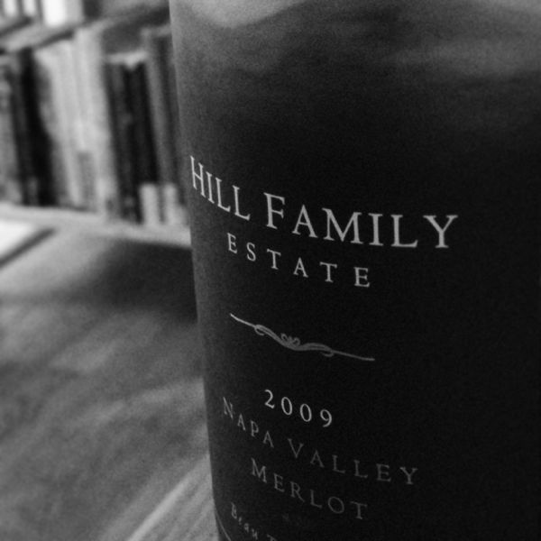 hill family merlot - life with the lushers