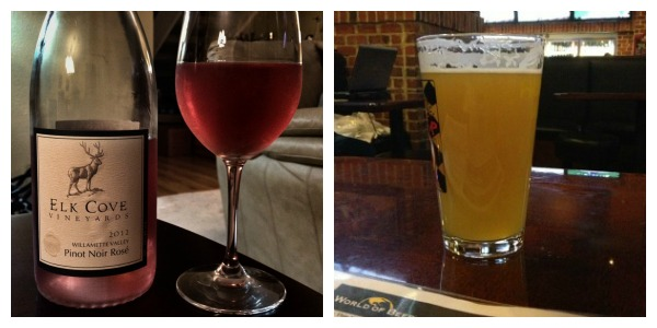 Elk Cove Oberon  thirsty thursday | what were drinking
