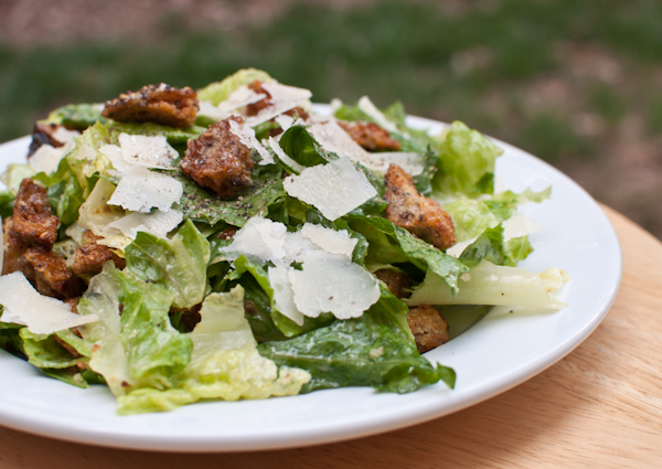 caesar salad | life with the lushers