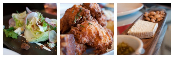 ad hoc fried chicken | life with the lushers