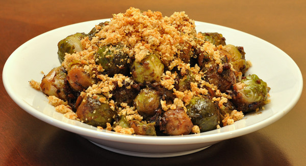 balsamic braised brussels sprouts - life with the lushers