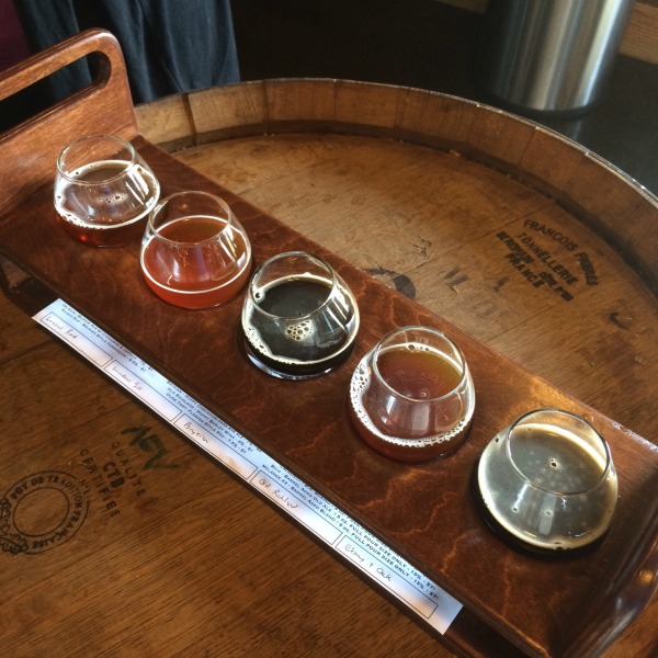 the bruery flight - life with the lushers