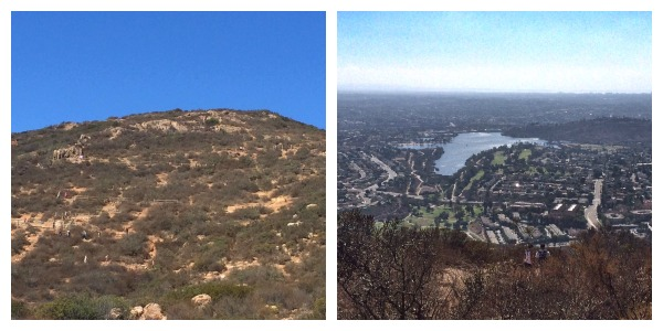 cowles mountain - life with the lushers
