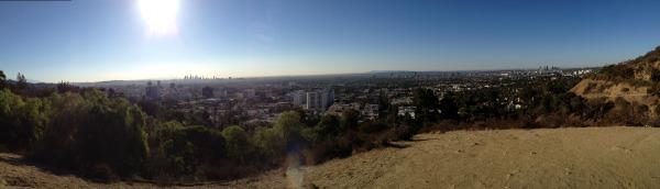 runyonpanorama #beercation, LA