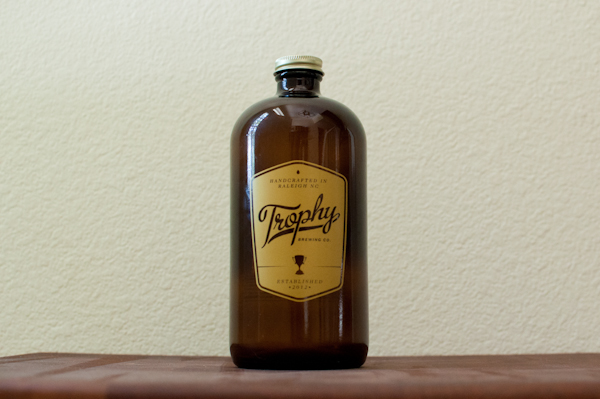 trophy growler